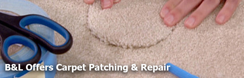 B&L Carpet Repair Services